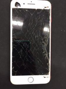 iPhone7Pタッチ効かない